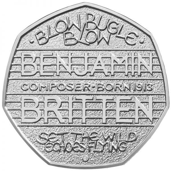 special 50p coins 2013